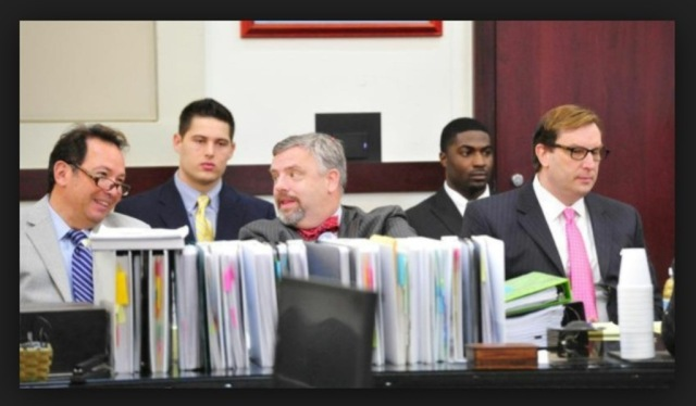 Vandenburg - All defense attorneys plus Vandenburg and Batey