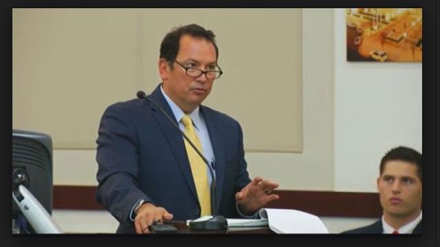 Vandenburg - Defense attorney Albert Perez