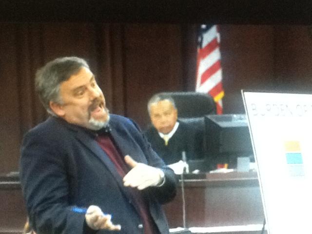 Vandenburg - Defense attorney Fletcher Long