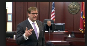 Vandenburg - Defense attorney Worrick Robinson