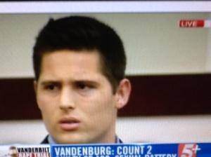Vandenburg - Verdict - Vandenburg diisbelief