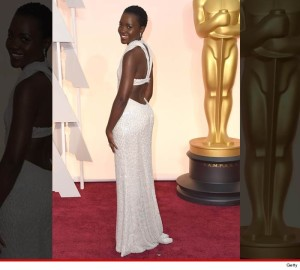 Lupita-nyongo's stolen pearl dress