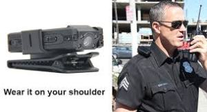 Body cams - shoulder