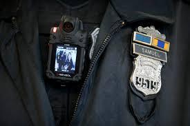 Body cams - vest