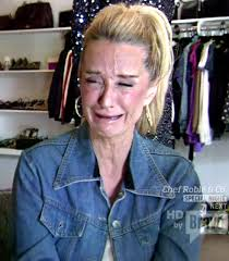 Kim Richards - Crying
