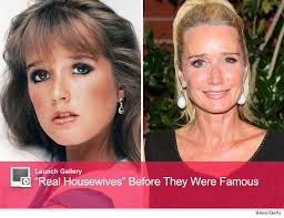 Kim Richards - then and now