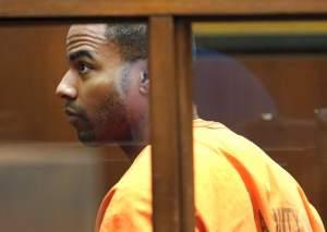 Darren Sharper in jail