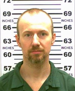 UNDATED:   In this handout from New York State Police, convicted murderer David Sweat (L) is shown. Richard Matt, 48, and Sweat, 34, escaped from the maximum security prison June 6, 2015 using power tools and going through a manhole.  (Photo by New York State Police via Getty Images)