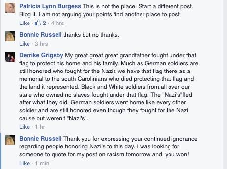 Racism - Patricia Lynn Burgess - Derrike Grigsby