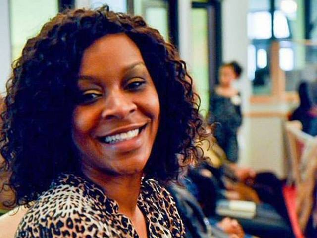 Sandra Bland - happy employee
