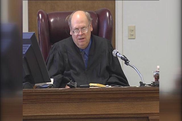Texas judge Randall Rogers - disdainful of women