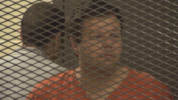 Todd Kincannon - behind bars
