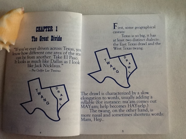 TEXAS Language Explained