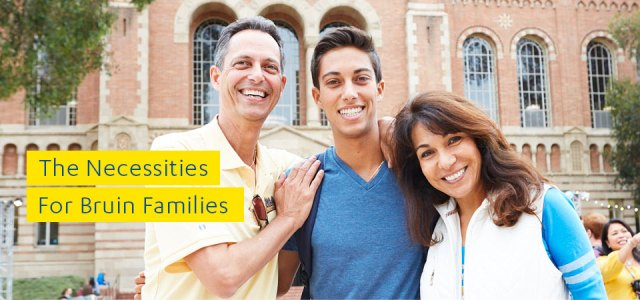 UCLA - Bruins parents and families