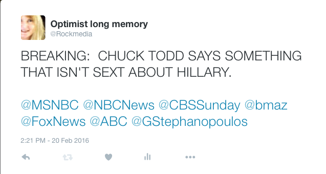 ChuckToddSaysSomethingNotSexistAboutHillary