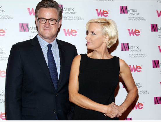 Joe Scarborough - Mica