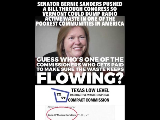 Bernie-ToxicWasteDump