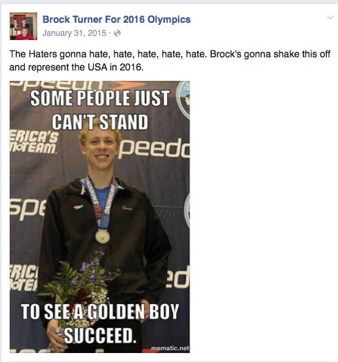 Brook Turner - More arrogance