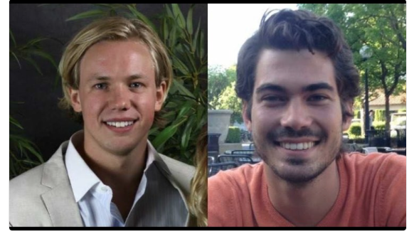 Captured Brock Turner: Carl Fredrik and Peter Jonsson