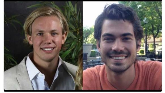 Captured Brock Turner: Carl Fredrik and Peter Jonsson