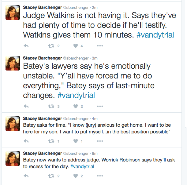 Judge Watkins is not having it