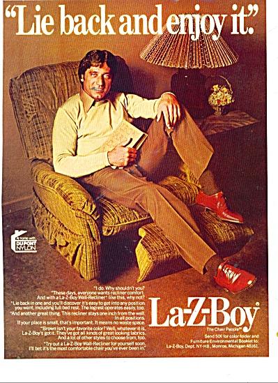 Joe Namath - La-Z-Boy