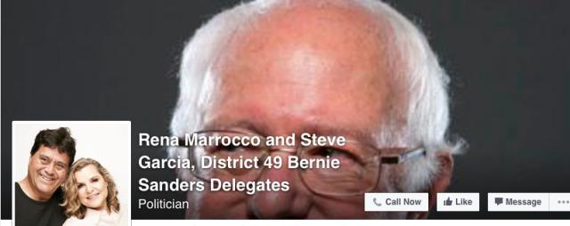 Rena Marrocco - Bernie Delegate District 49