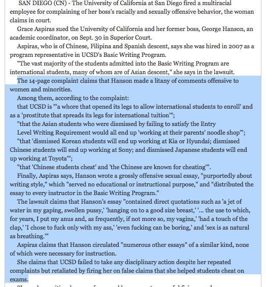UCSD - Media Fail