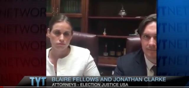ElectionJusticeUSA - Blaire Fellows