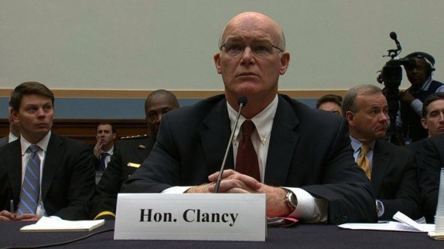 """House Judiciary Committee hearing on """"Oversight of the United States Secret Service."""" with acting Secret Service Director Joseph Clancy."""