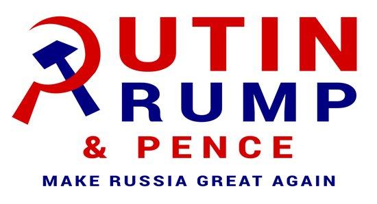 Trump-Putin-Pence