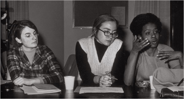 Young Hillary - Civil rights