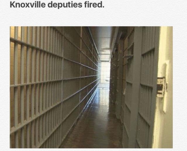 Riley Gaul - Knoxville Jail - Emma Walker